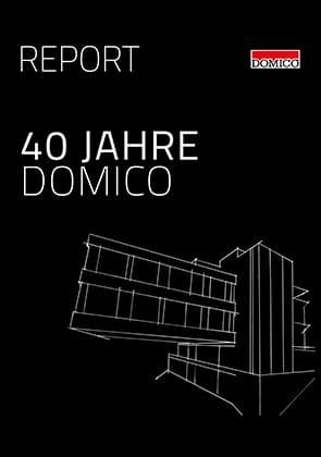 DOMICO Titelseite